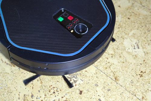 Roboter Staubsauger mit Wisch Funktion