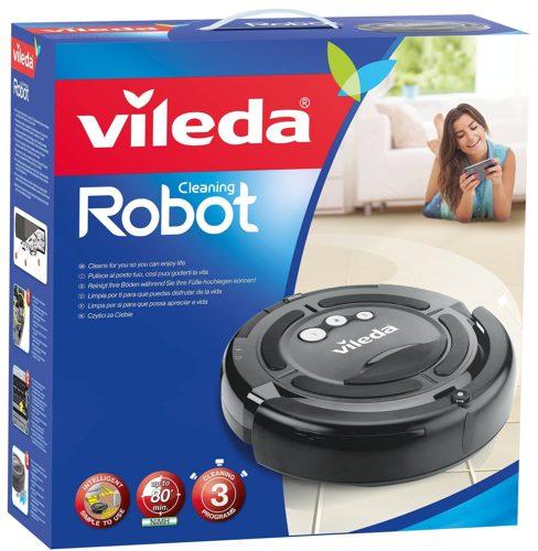 Vileda Cleaning Robot Saugroboter