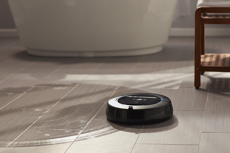 Nasswisch Roboter Perfekte Bodenreinigung Staubsaug Roboter